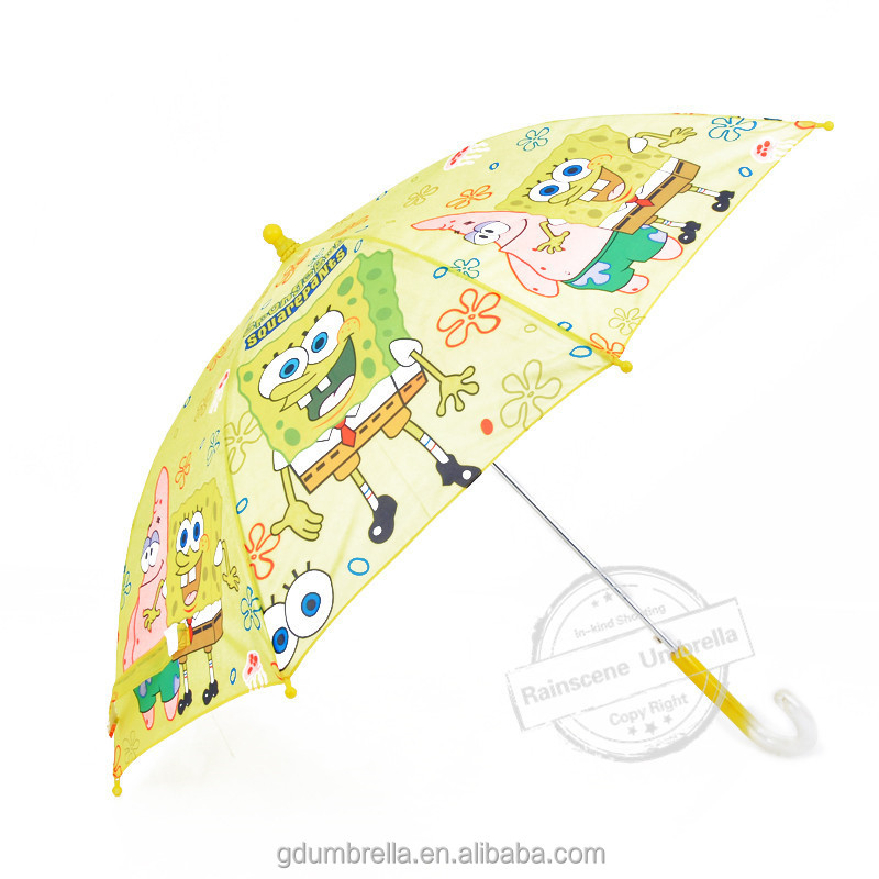 Popular Straight kid umbrella with auto open