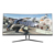 MVA panel 35 Inch Curved 4K led screen 100HZ Computer UHD gaming Monitor display