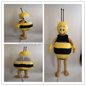 HI CE cute bee mascot costume yellow bee mascot costume bee mascot suit with & Hi Ce Cute Bee Mascot CostumeYellow Bee Mascot CostumeBee Mascot ...