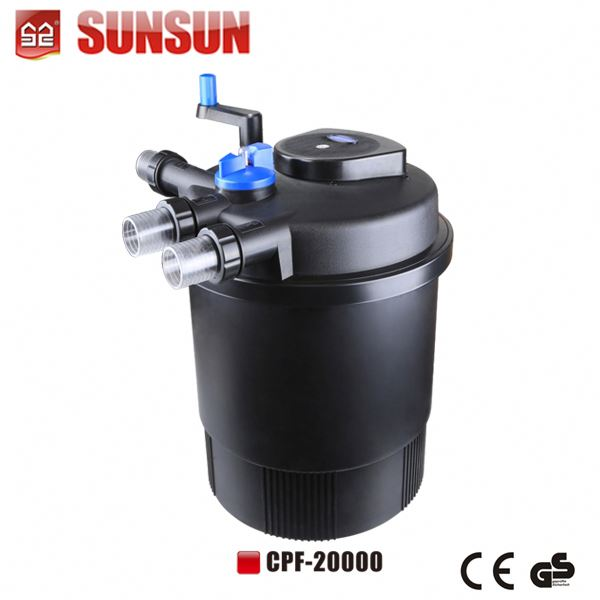 SUNSUN (CE GS) 10000L/h Cheap and good quality pond filter mat CPF-10000