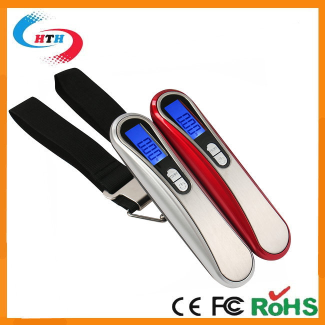 weighing scale label printing barcode printing Digital Travel Weight scales Electronic Fishing Luggage Scale