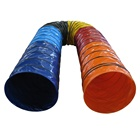 24inch PVC Coated Open End Agility Dog Tunnel