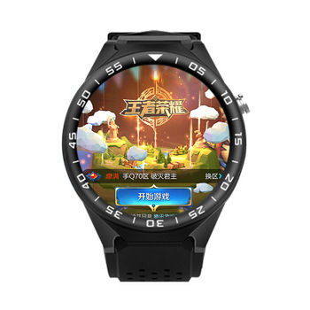 1.39 AMOLED Full Round Screen health smart watch android sim card S99C Tracker Recording