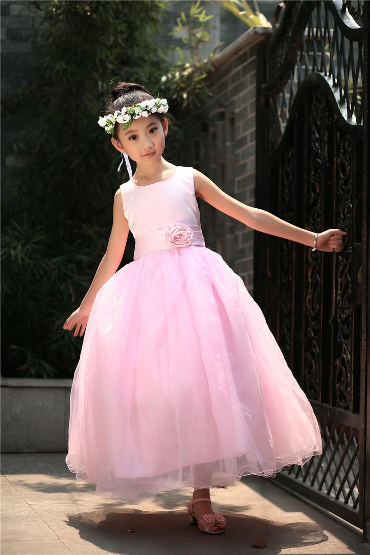 Últimas patrones de la moda niñas vestidos niñas vestido de tutú ...