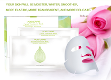 Skin care treatment whitening moisturizing cosmetic facial mask