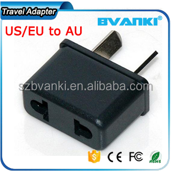 Universal travel adapter EU/US To AU Plug Adapter AC Power Electrical Plug Travel Charger Socket Adaptador Converter