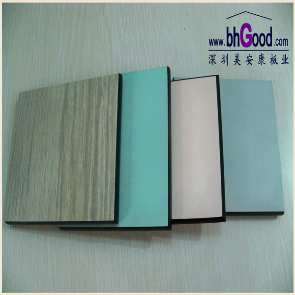 Solid Compact Laminate Panels 6mm Iplastic Laminated Wall