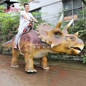 high simulation walking dinosaur from zigong dinosaur maker