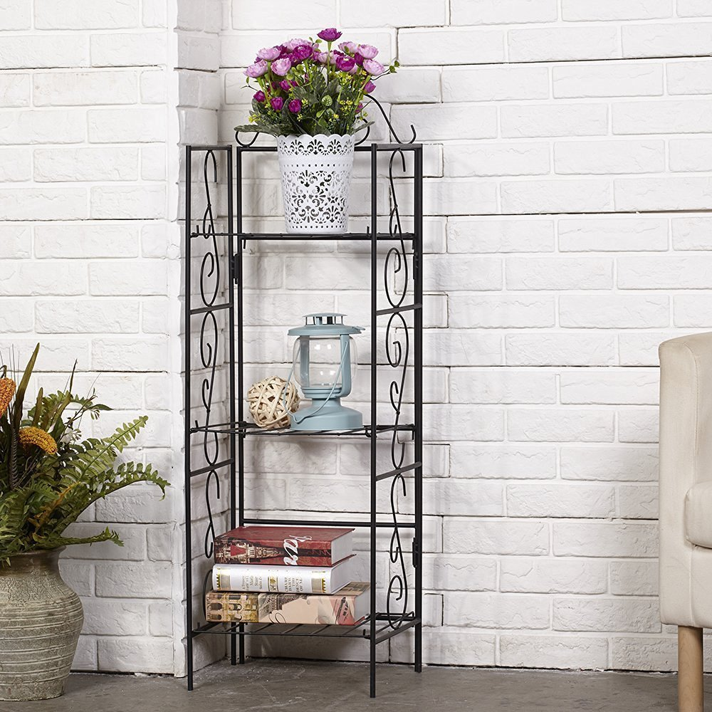 Stroage Shelf Bakers Rack Indoor