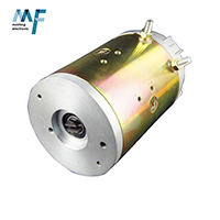 Hydraulic unit 12V Hydraulic Pump Permanent Magnet rotating Motor for Forklift table
