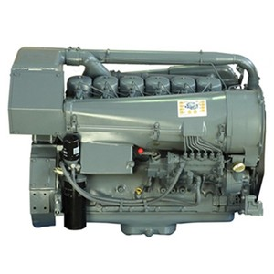 6 cylinders air cooling 125kw Deutz diesel engine BF6L913C for construction machinery