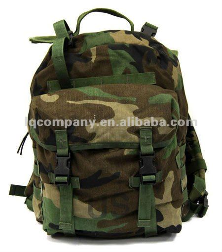 military Official US Military Army Molle II Patrol Backpack
