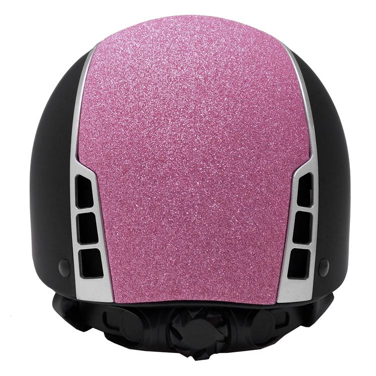 New-product-stardust-pink-woman-equestrian-helmet
