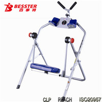 [NEW JS-050B]easy ab exercises AB trainer arm & abdominal exercise hoist home gym equipment