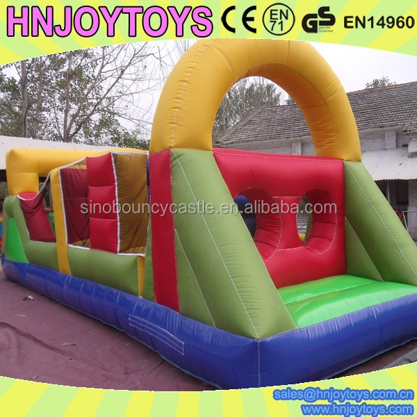 Best quality cheap juegos inflatable for gym equipment