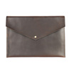 Brand OEM Real Leather Laptop Bag Case for Ipad