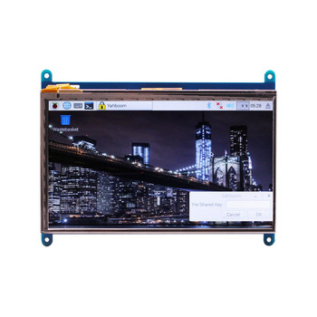 7 inch capacitive touch screen TFT LCD display HDMI module 800x480 for Raspberry Pi 3 Model B+ 3B 1 B+ A yahboom