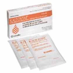 "Kaltostat Alginate Wound Dressing (4"" x 8"" - 10/box)"