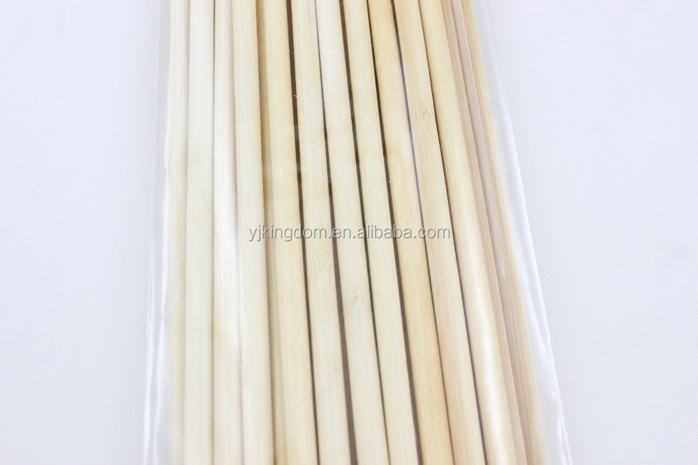 121-15 Wholesale Round Bamboo BBQ Stick