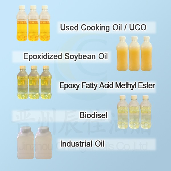 Jinzhou Oil Company Recycled Cooking Oil For Indonesia Biodiesel ...