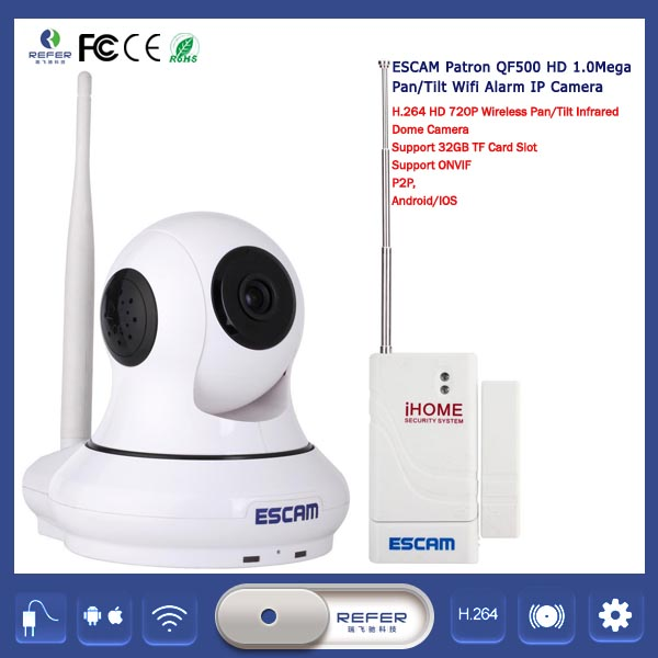 ShenZhen ESCAM 720P cctv camera ip alpr anpr npr cameras digital