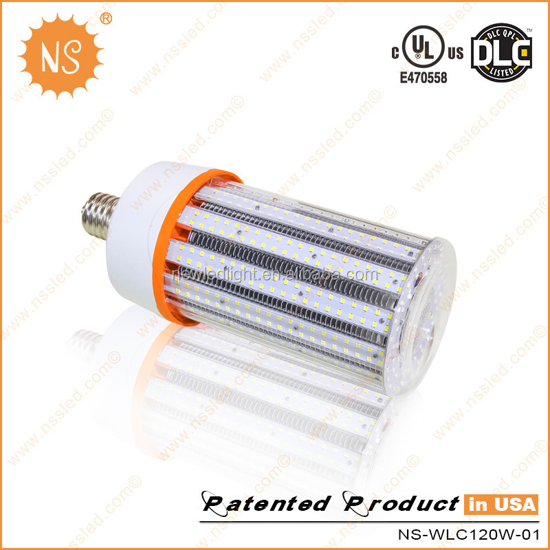built-in driver mogul screw base 100W corned 5000K China retrofit led corn bulb