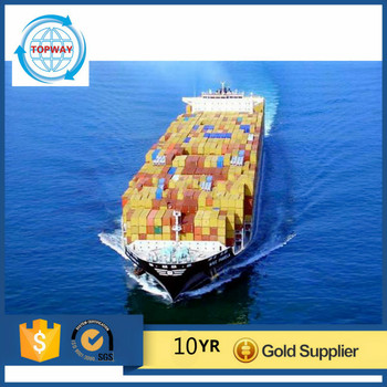 Reliable and professional LCL FCL consolidation shipping service fcl sea freight forwarder guangzhou to USA