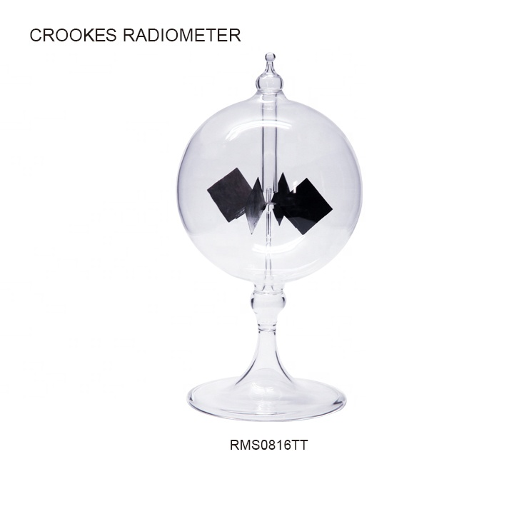 Crookes Radiometer / Solar Radiometer Light Mill RMS0816TT