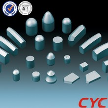 Tungsten carbide road cutter bit and road planing bit