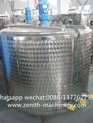 Full Automatic Tea/Juice Beverage Processing Machine/Plant/System Filling Machine