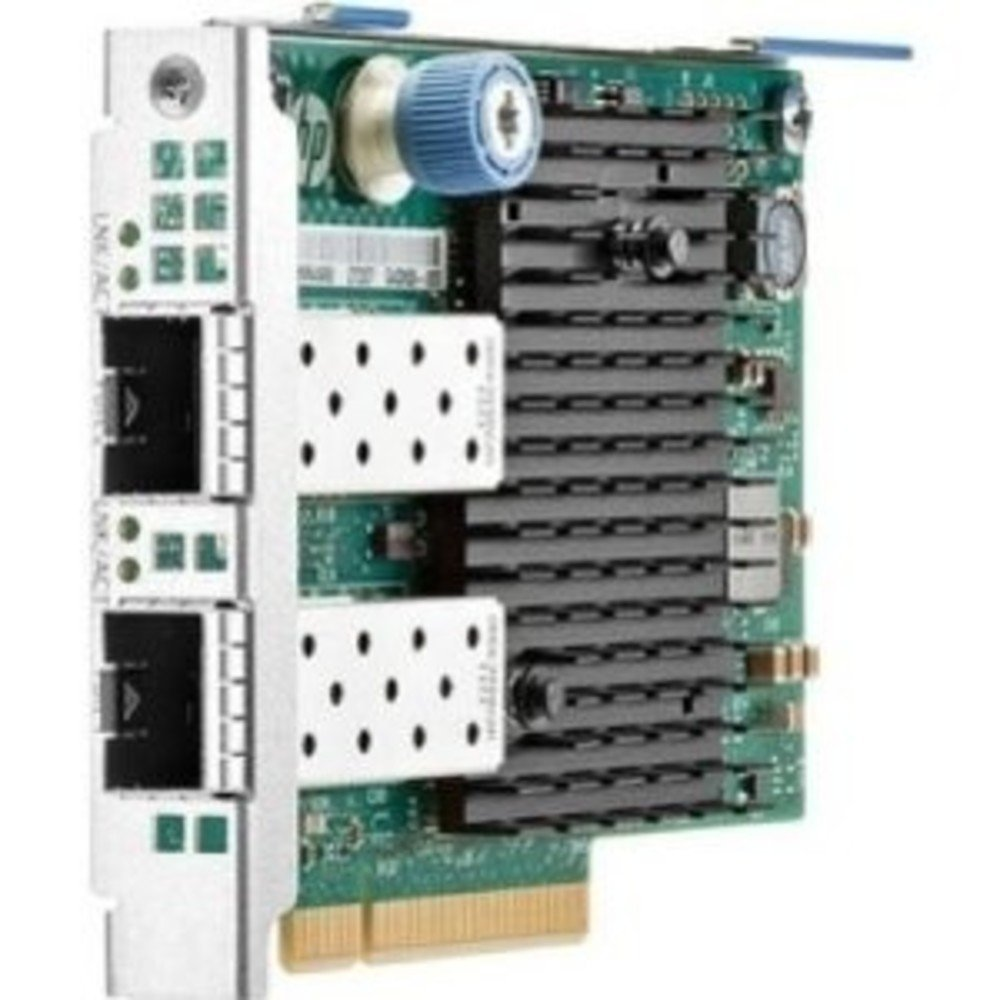 HP Ethernet 560FLR-SFP+ 10GB 2-Ports PCI Express 2.0 x8 Adapter 665243-B21