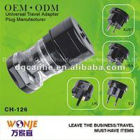 Novel Design electronic promotional products usb adapter