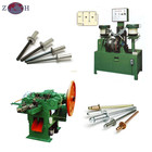 Aluminum & stainless steel blind rivet making machine for whole line