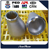 Factory SS 304/304L stainless steel pipe fittings Ecc reducer