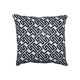 chinese latest geometry plaid custom design embroidered cushion cover pillow cover sets for home decorative