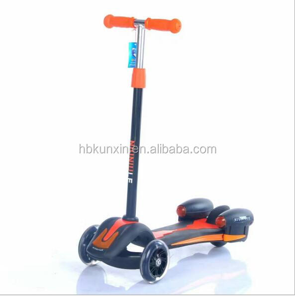 Made in China 5 in 1 scooter / cheap dirt scooter for sale / wholesale balancing scooter toy for kids