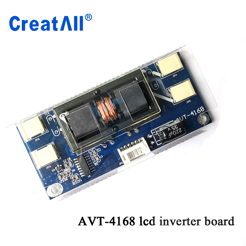 Avt-4168 Lcd Led Backlight Inverter Board Mini Desgin Universal For Monitor  Ccfl 4 Lamp 10v-28vconstant Current Board - Buy Backlight Lamp Lcd