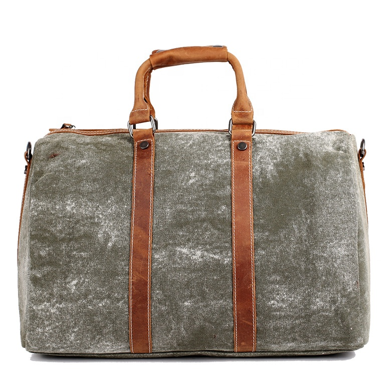 dc2d5f0693 Top Grade Travel Luggage Leather Duffle Bag With Big Size For Women - Buy Leather  Duffle Bag