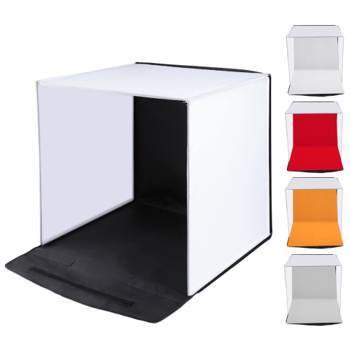 PULUZ 40cm Photo Softbox Portable Folding Studio Shooting Tent Box Kits, Size: 40cm x 40cm x 40cm