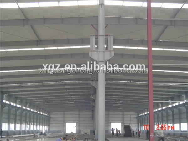 sandwich panel light waterproof warehouse buildings sale