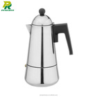 Latte espresso stainless steel coffee machine