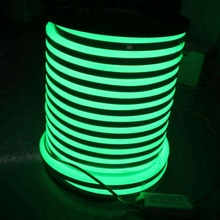 Single side led ultra thin neon flex rope light for outdoor