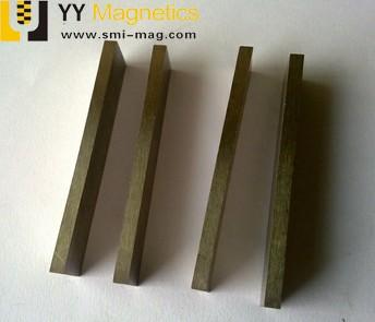 "Alnico 8 Humbucker Bar Magnet,Rough,2.50/"" ,Magnetized,Qty 10 pieces L"