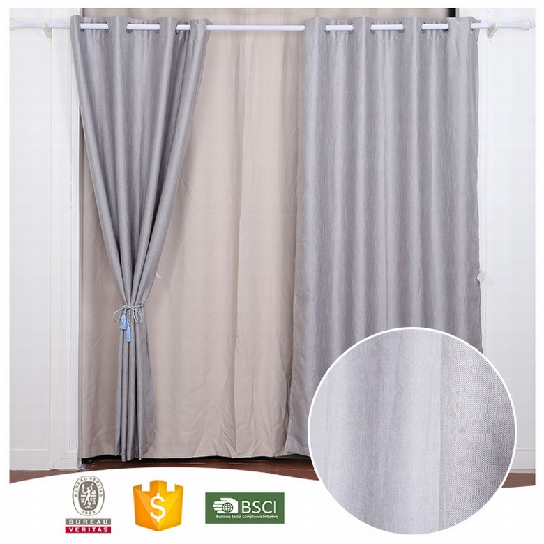 High Quality 10 Years Experience Luxury velvet curtain ready made