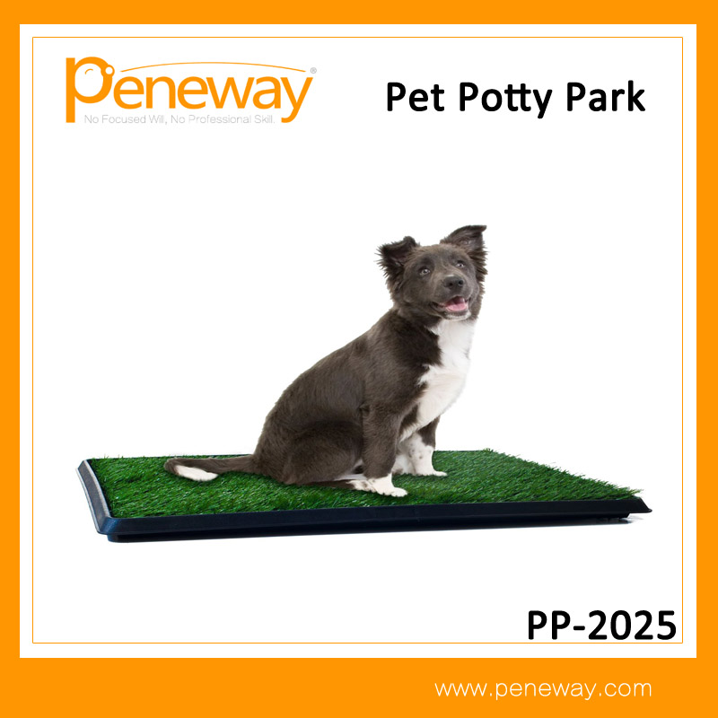 Paws Puppy Pad Holder No Torn Pads