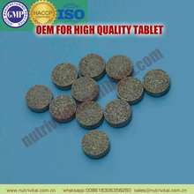 Co Enzyme Q10 tablet dietary supplement in tablet form professional tablet manufacturer