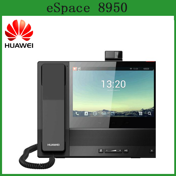 New Huawei IP phone 8950 SIP video phone eSpace 8950