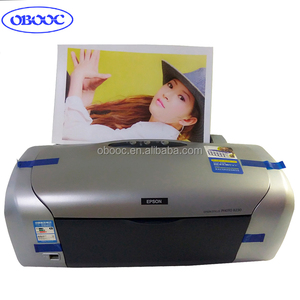 R230 A4 Size PVC/ ID Card /Plates/Caps/Mugs Digital Inkjet Printer with Sublimation Ink Printing