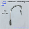 Nanjing JSM fishing tackle tools producer stainless steel fishing hook with more than 10 years