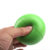 Custom logo shape pu foam anti stress reliever ball toy
